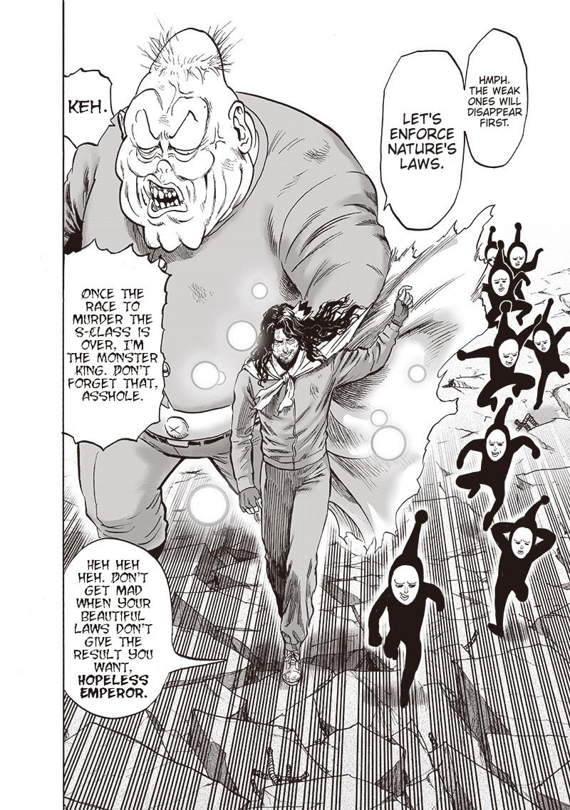 One-Punch Man, Chapter 141 image 032