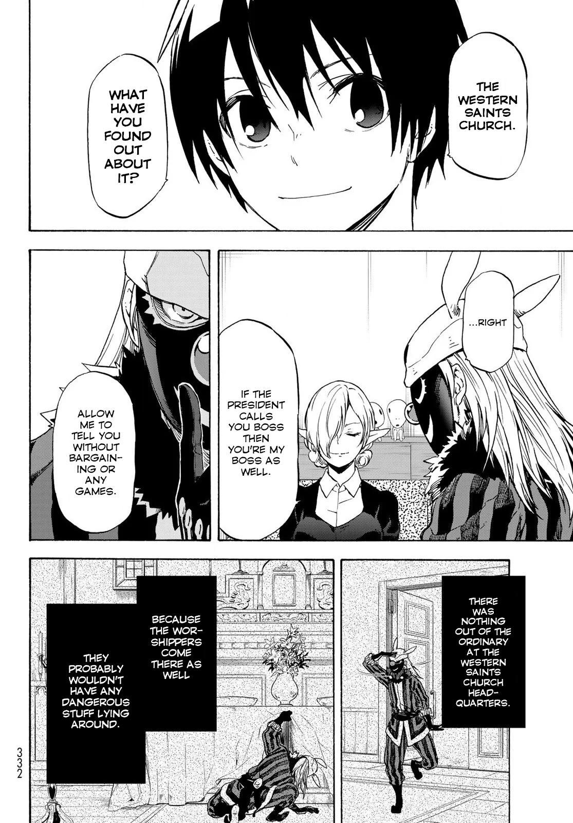Tensei shitara Slime Datta Ken, Chapter 73 image 018