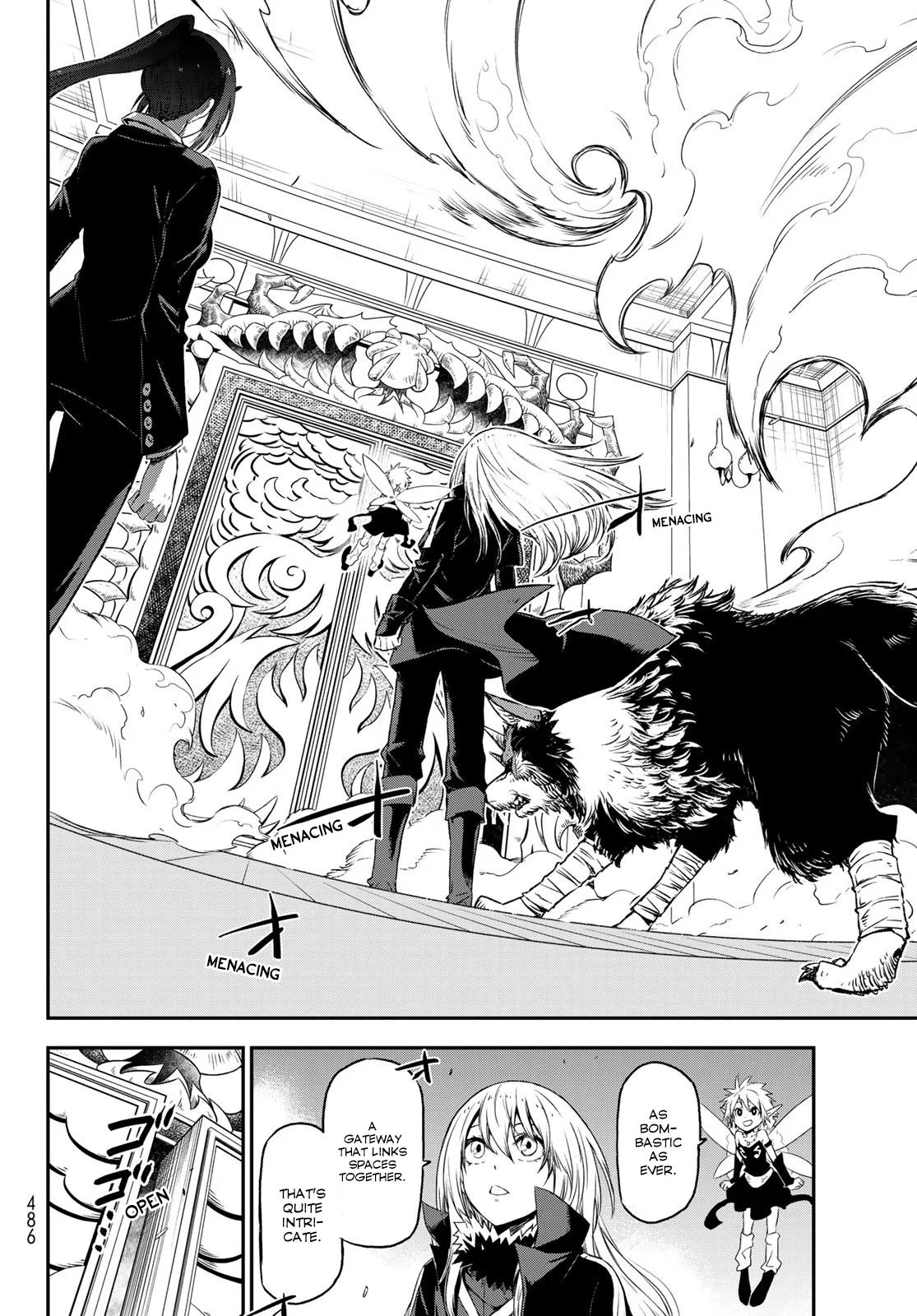 Tensei shitara Slime Datta Ken, Chapter 77 image 040