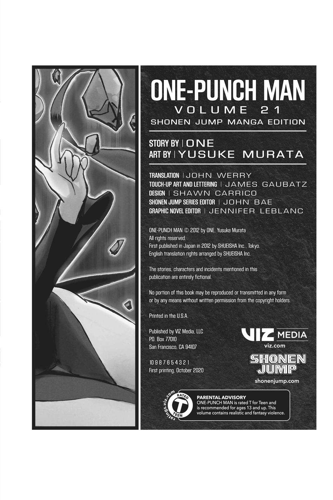 One-Punch Man, Chapter 101 image 052