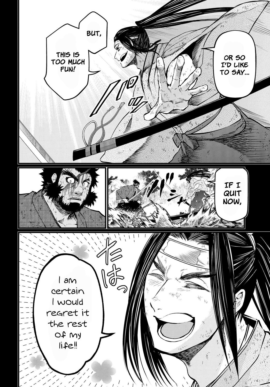Shuumatsu no Valkyrie, Chapter 18 image 036