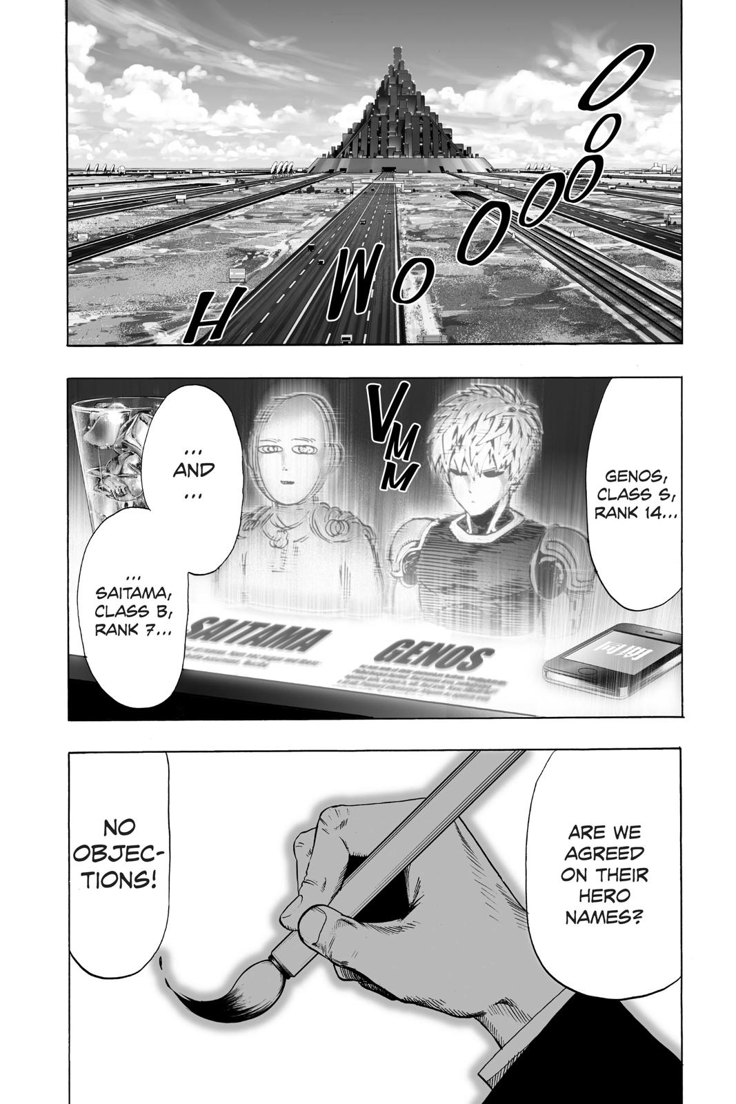 One-Punch Man, Chapter 45 image 018