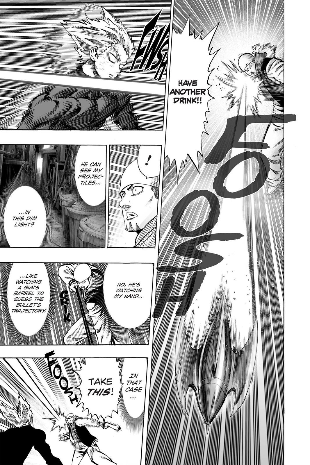 One-Punch Man, Chapter 50 image 007