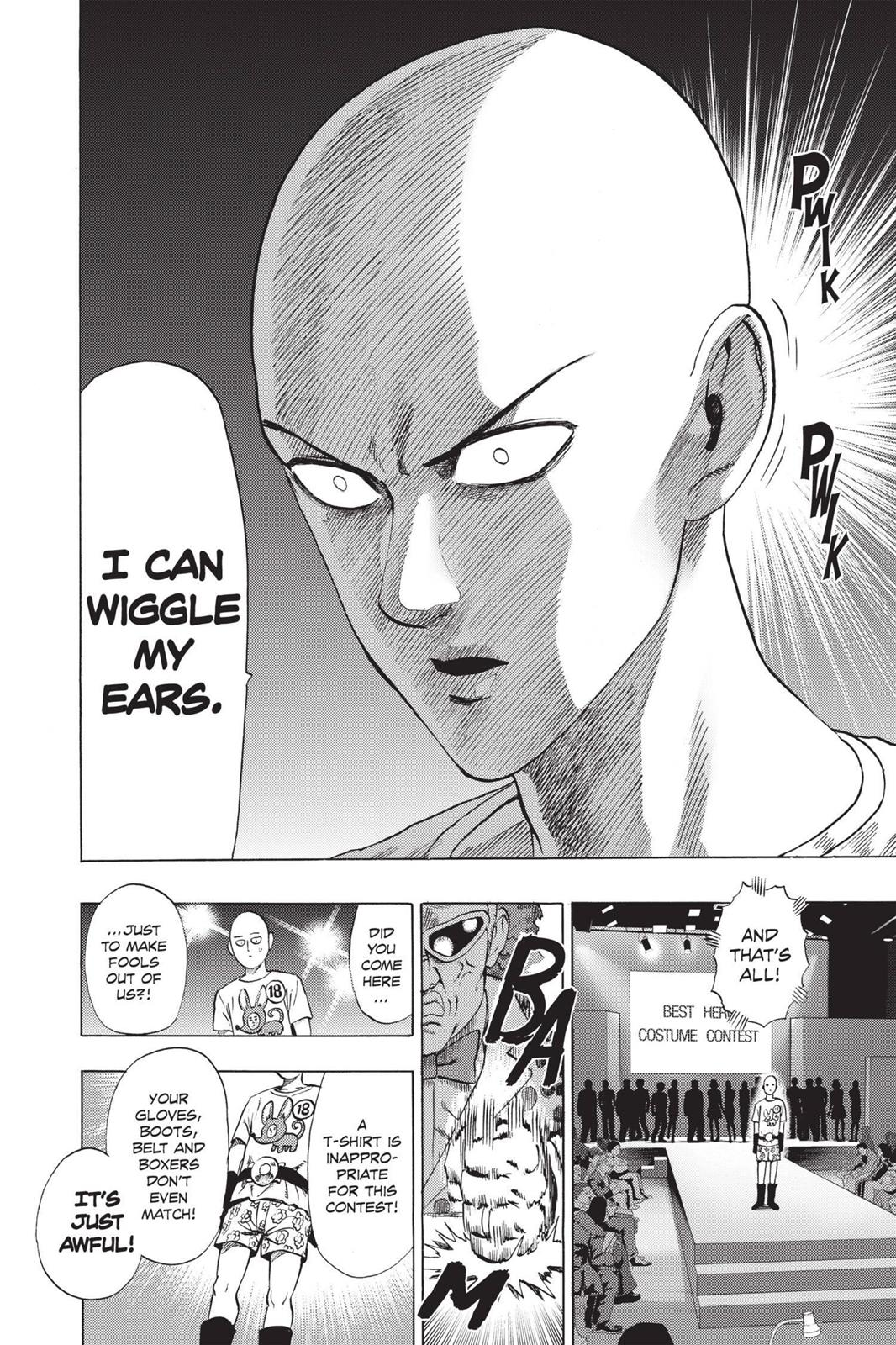 One-Punch Man, Chapter 55.6 image 011