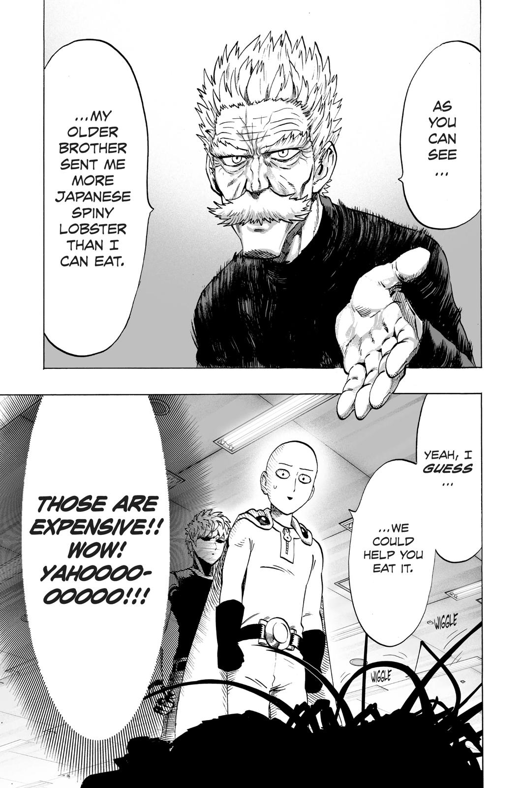 One-Punch Man, Chapter 40.6 image 003