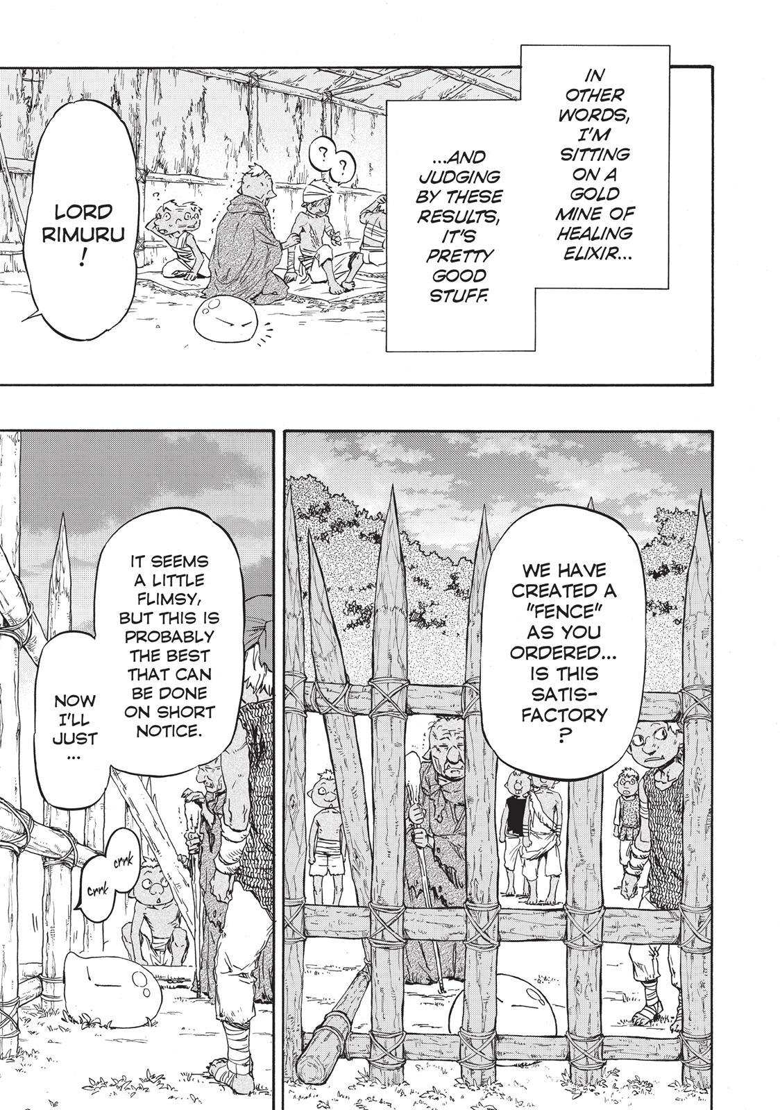 Tensei shitara Slime Datta Ken, Chapter 3 image 005
