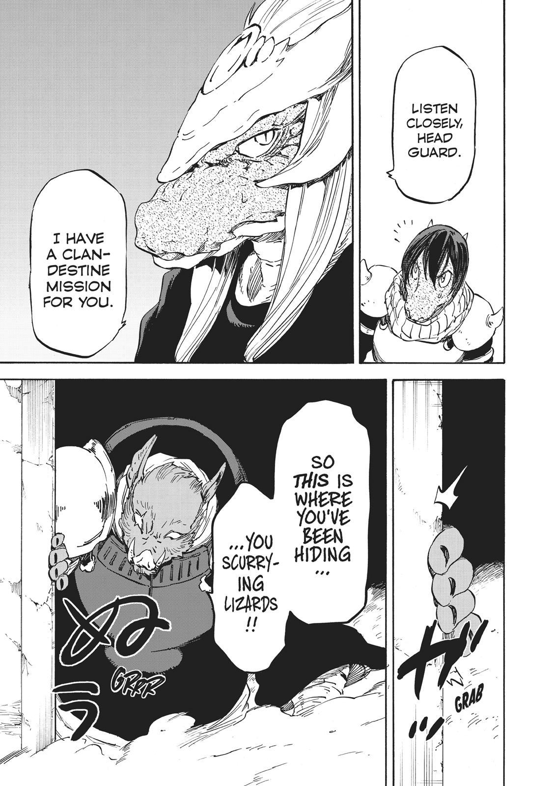 Tensei shitara Slime Datta Ken, Chapter 20 image 010