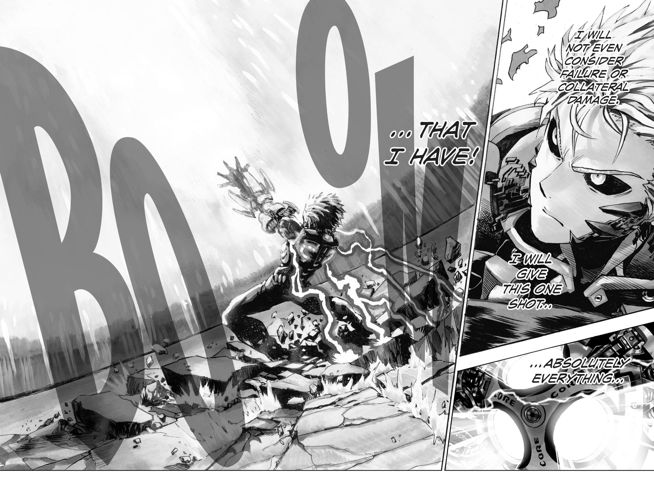 One-Punch Man, Chapter 21 image 050