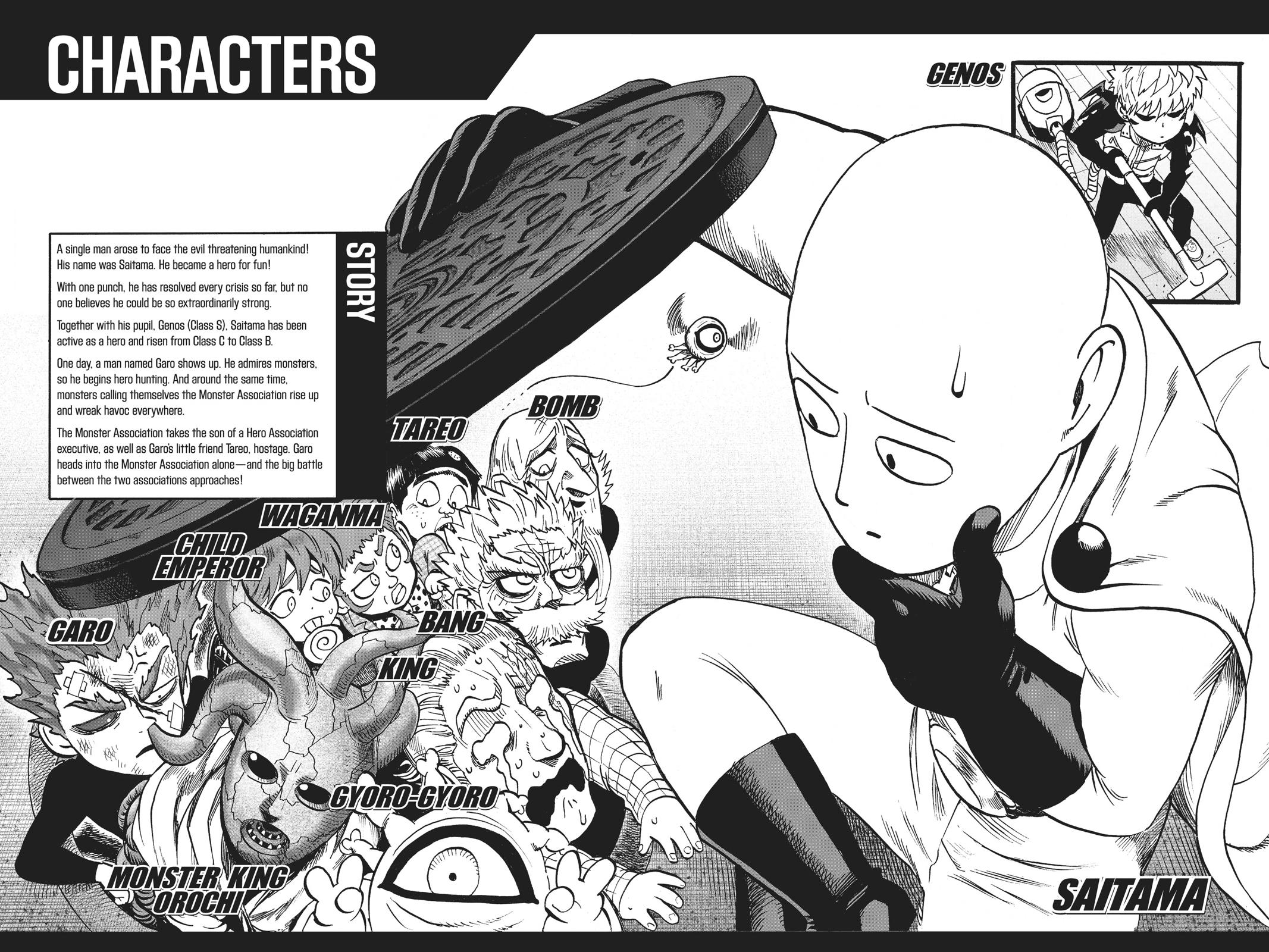 One-Punch Man, Chapter 95 image 005