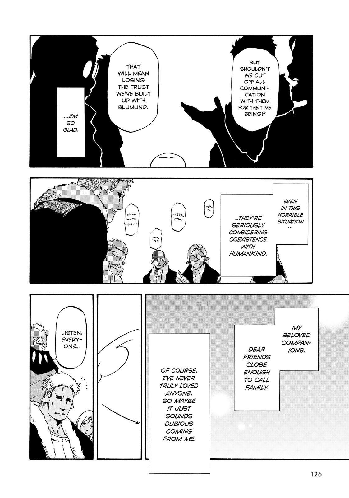 Tensei shitara Slime Datta Ken, Chapter 62 image 006