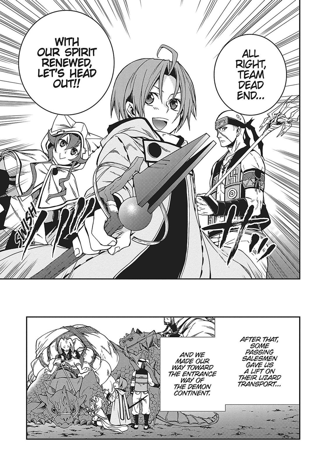 Mushoku Tensei, Chapter 27 image 012