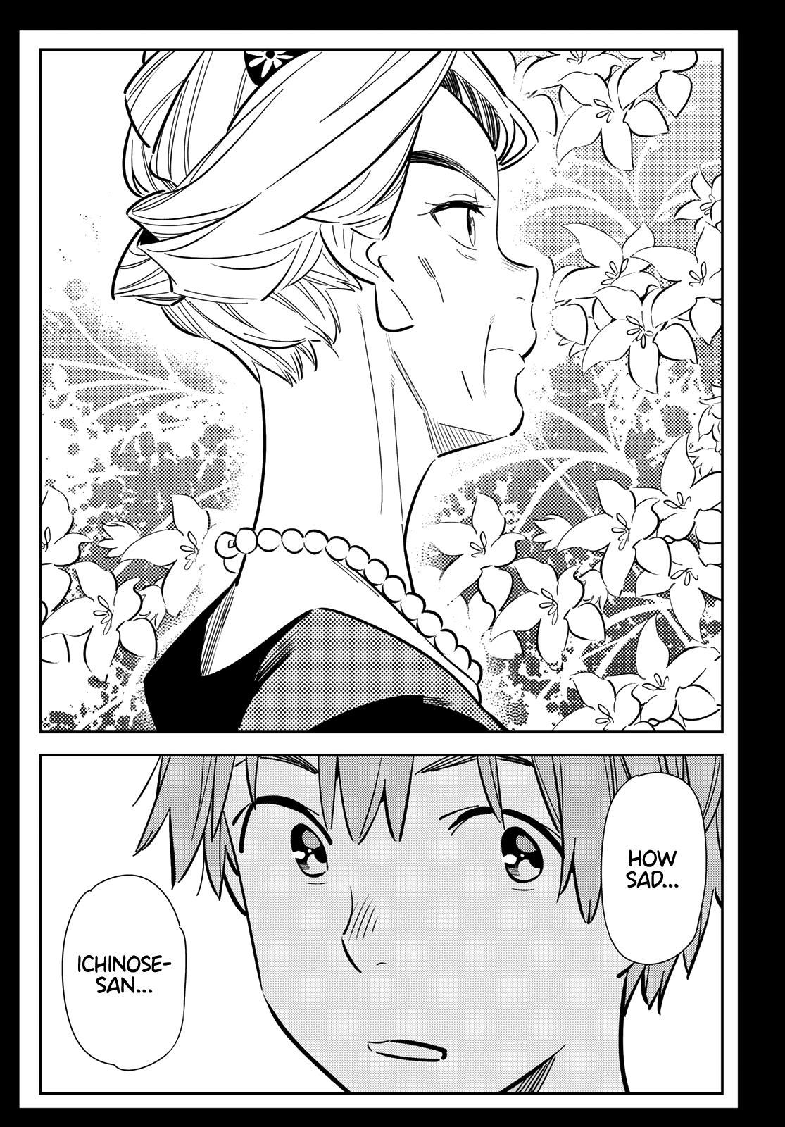 Kanojo Okarishimasu, Chapter 153 image 009