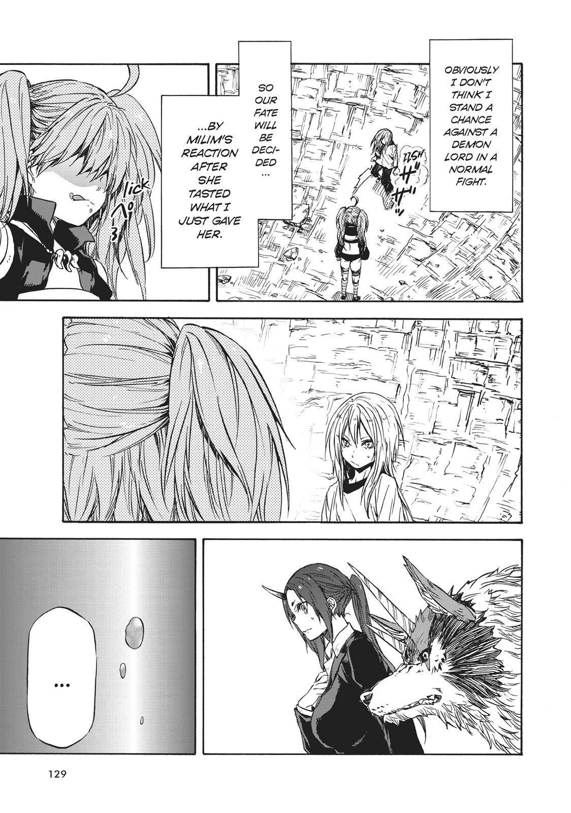 Tensei shitara Slime Datta Ken, Chapter 31 image 007