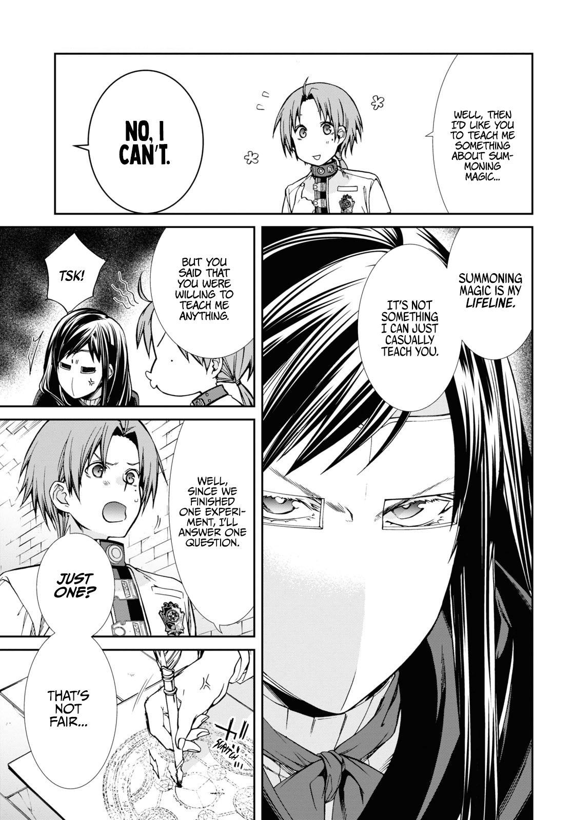 Mushoku Tensei, Chapter 70 image 014