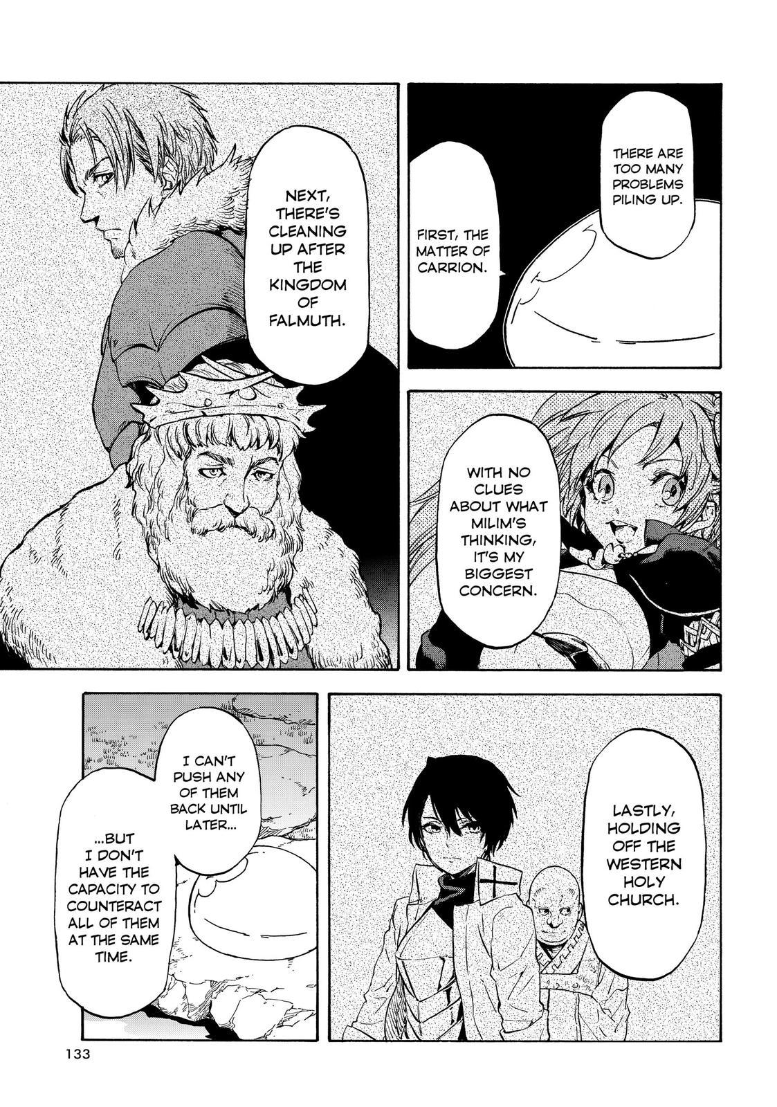 Tensei shitara Slime Datta Ken, Chapter 70 image 036