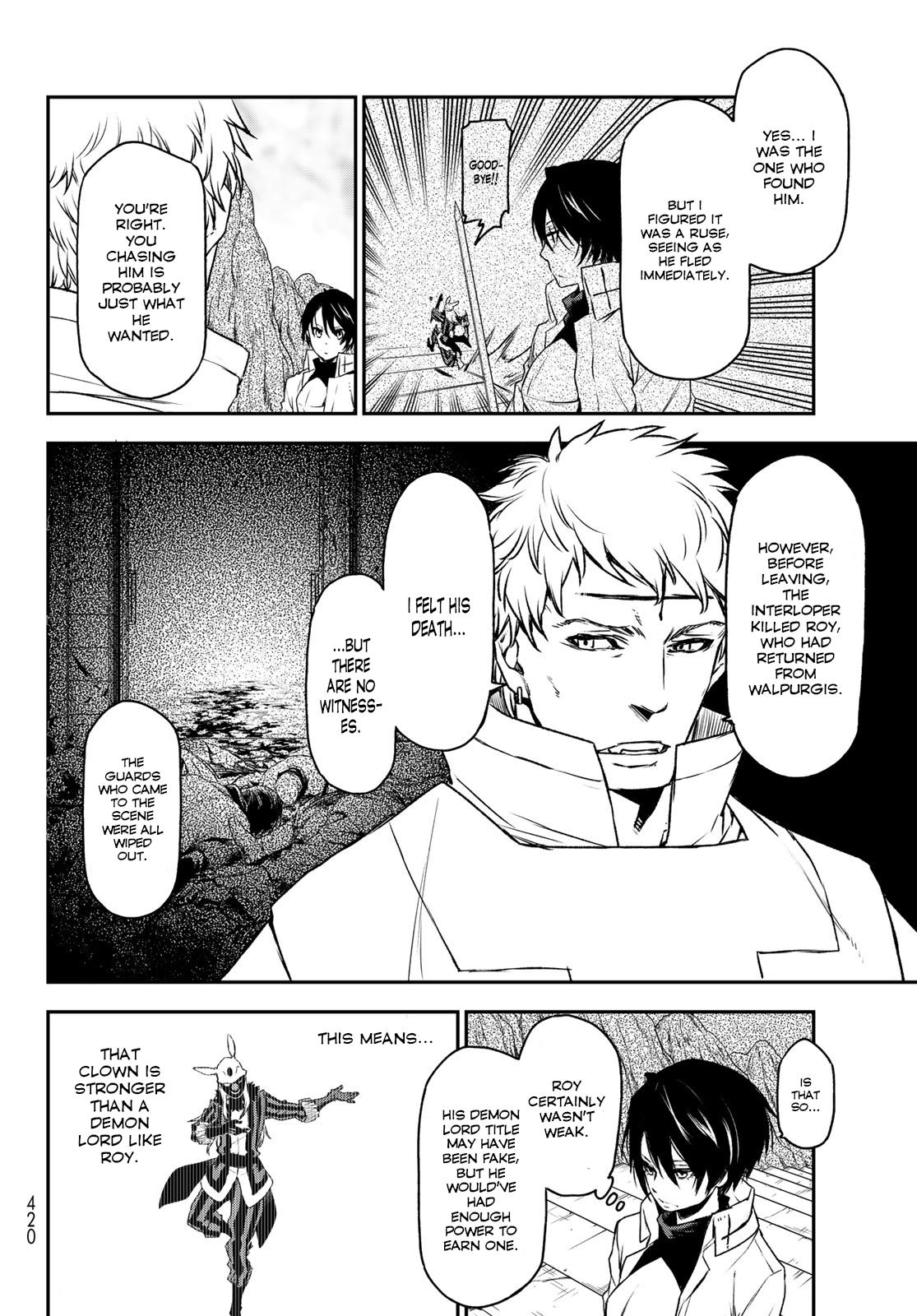 Tensei shitara Slime Datta Ken, Chapter 87 image 10