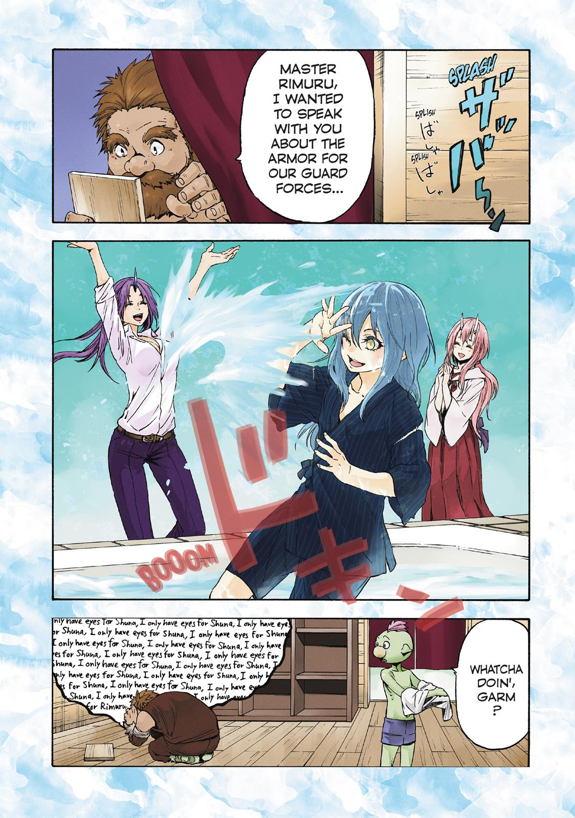 Tensei shitara Slime Datta Ken, Chapter 28 image 003
