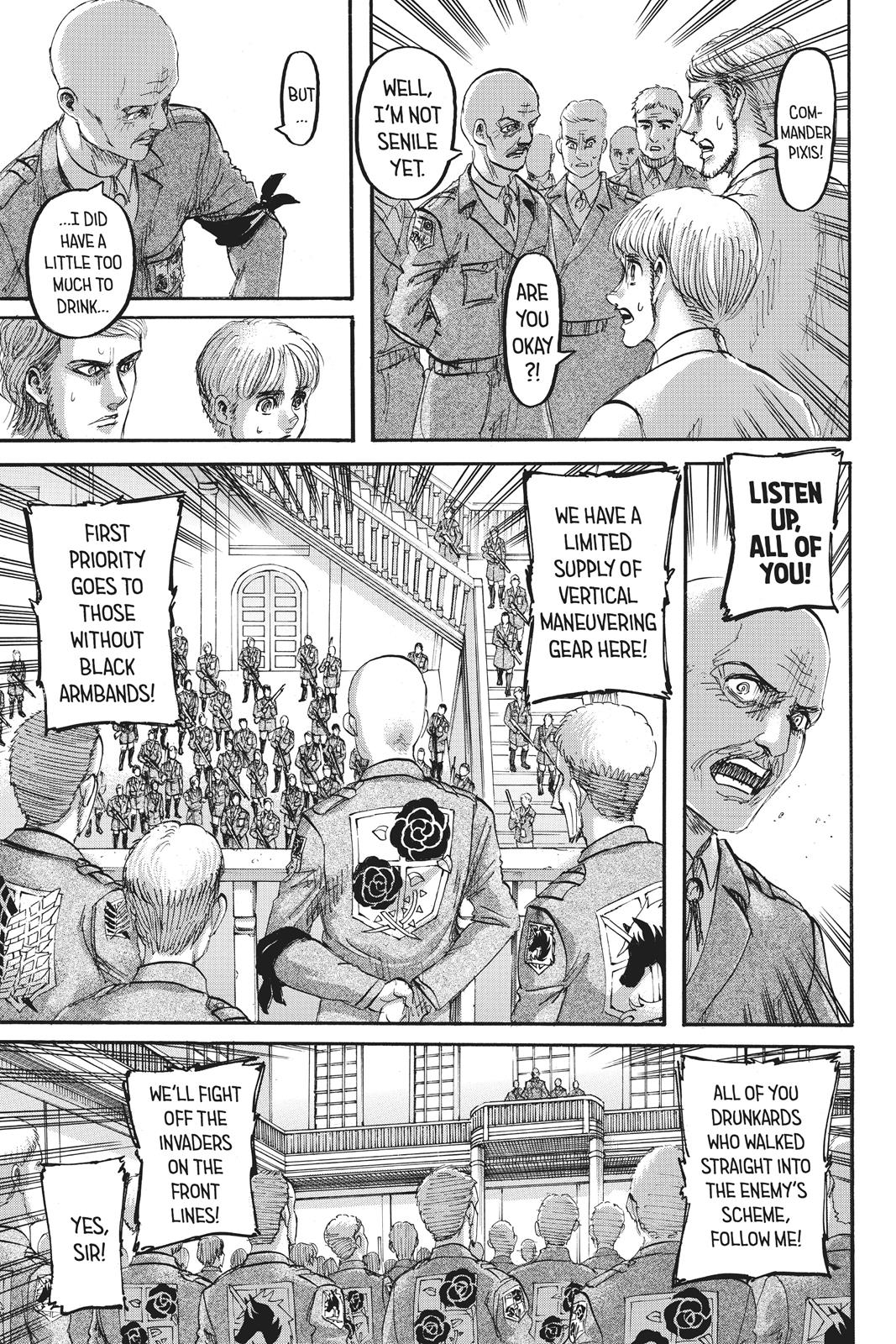 Attack On Titan, Episode 118 image 021