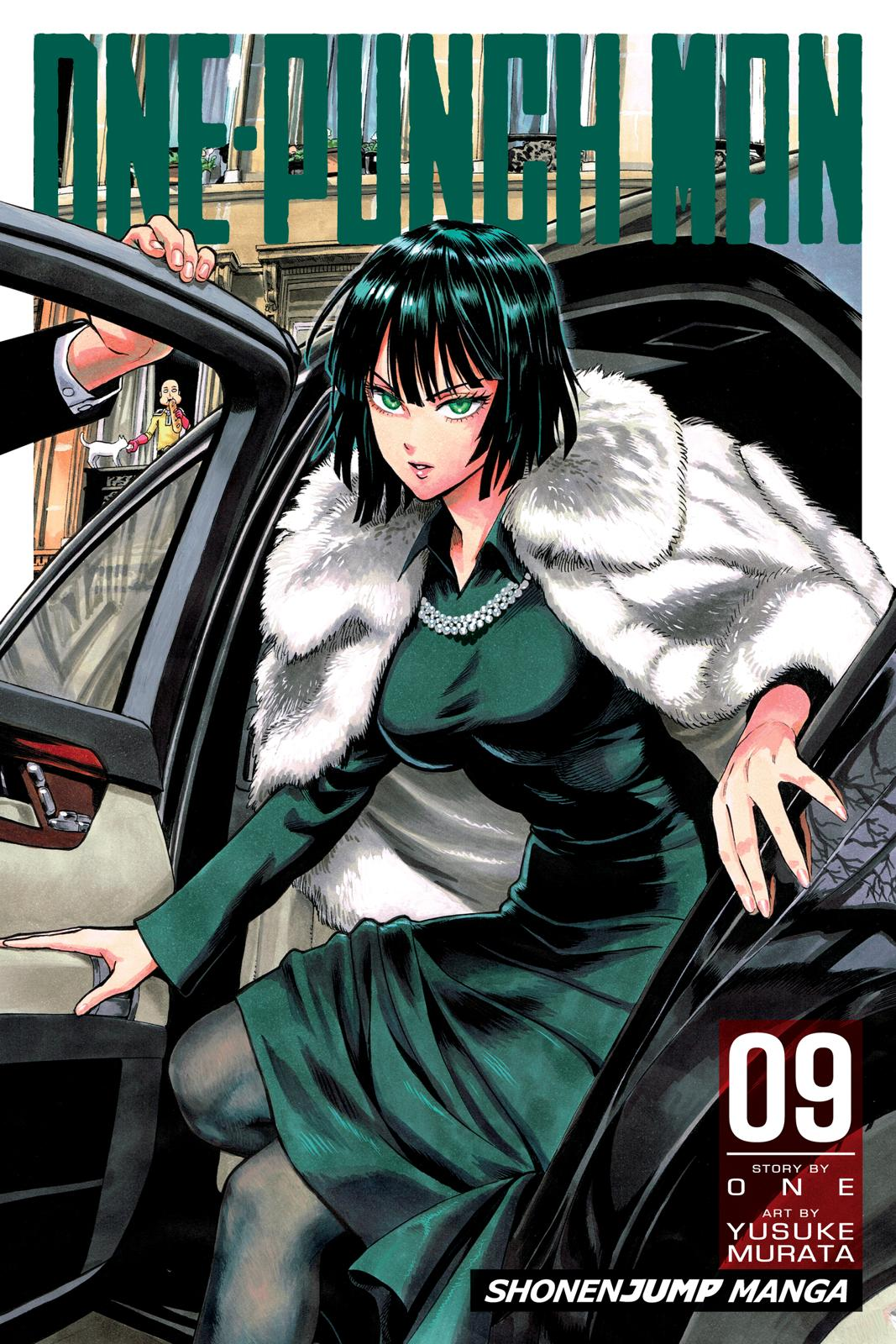 One-Punch Man, Chapter 41 image 001