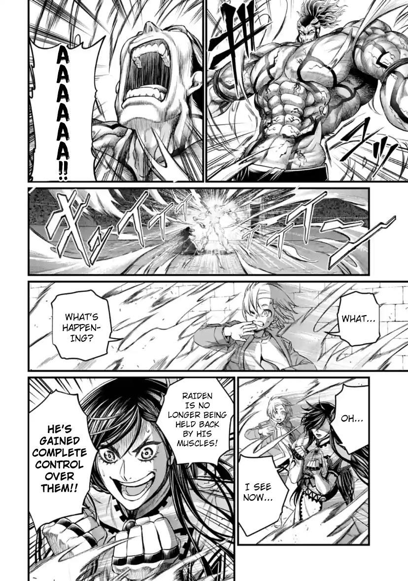 Shuumatsu no Valkyrie, Chapter 33 image 020