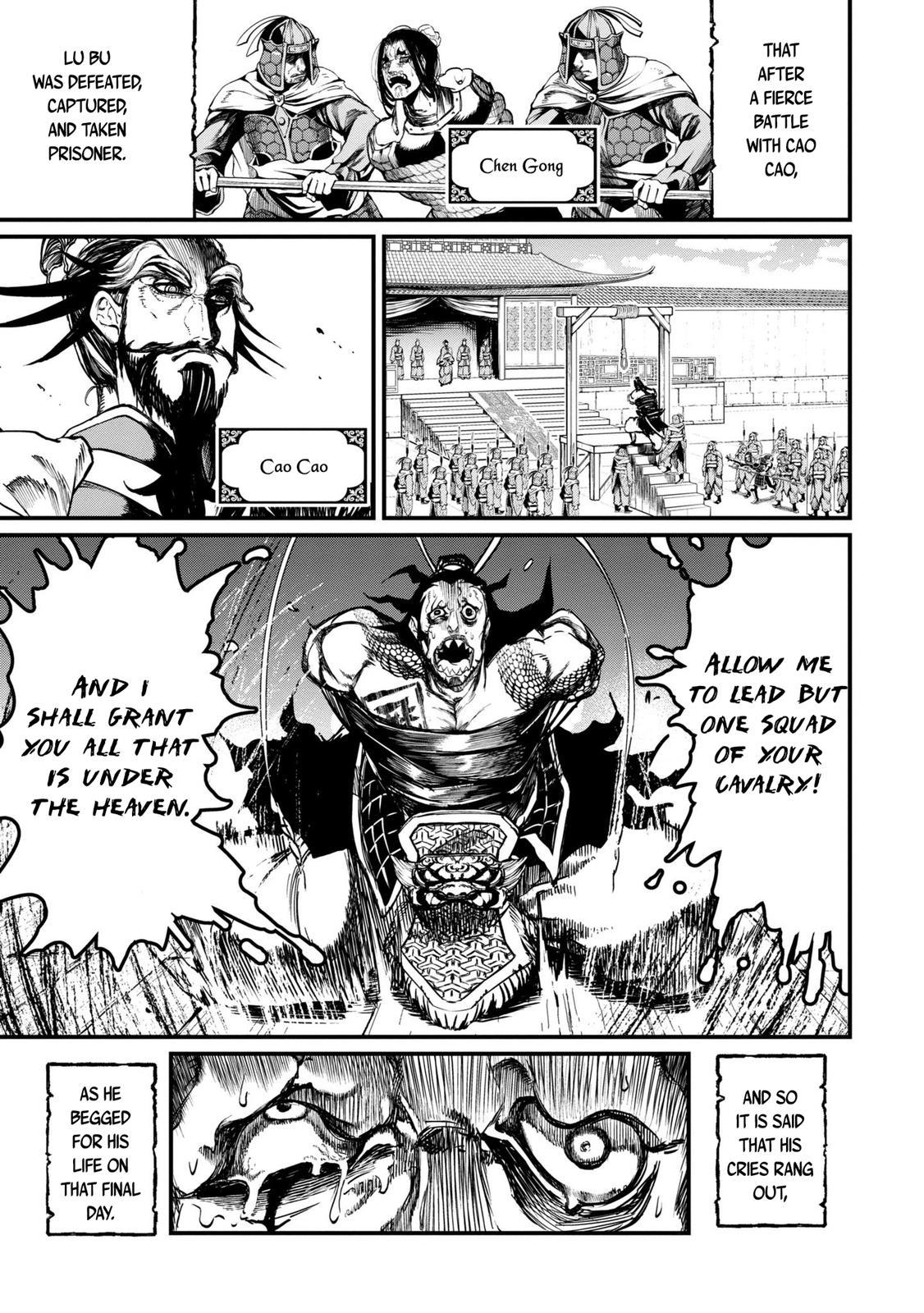 Shuumatsu no Valkyrie, Chapter 3 image 015