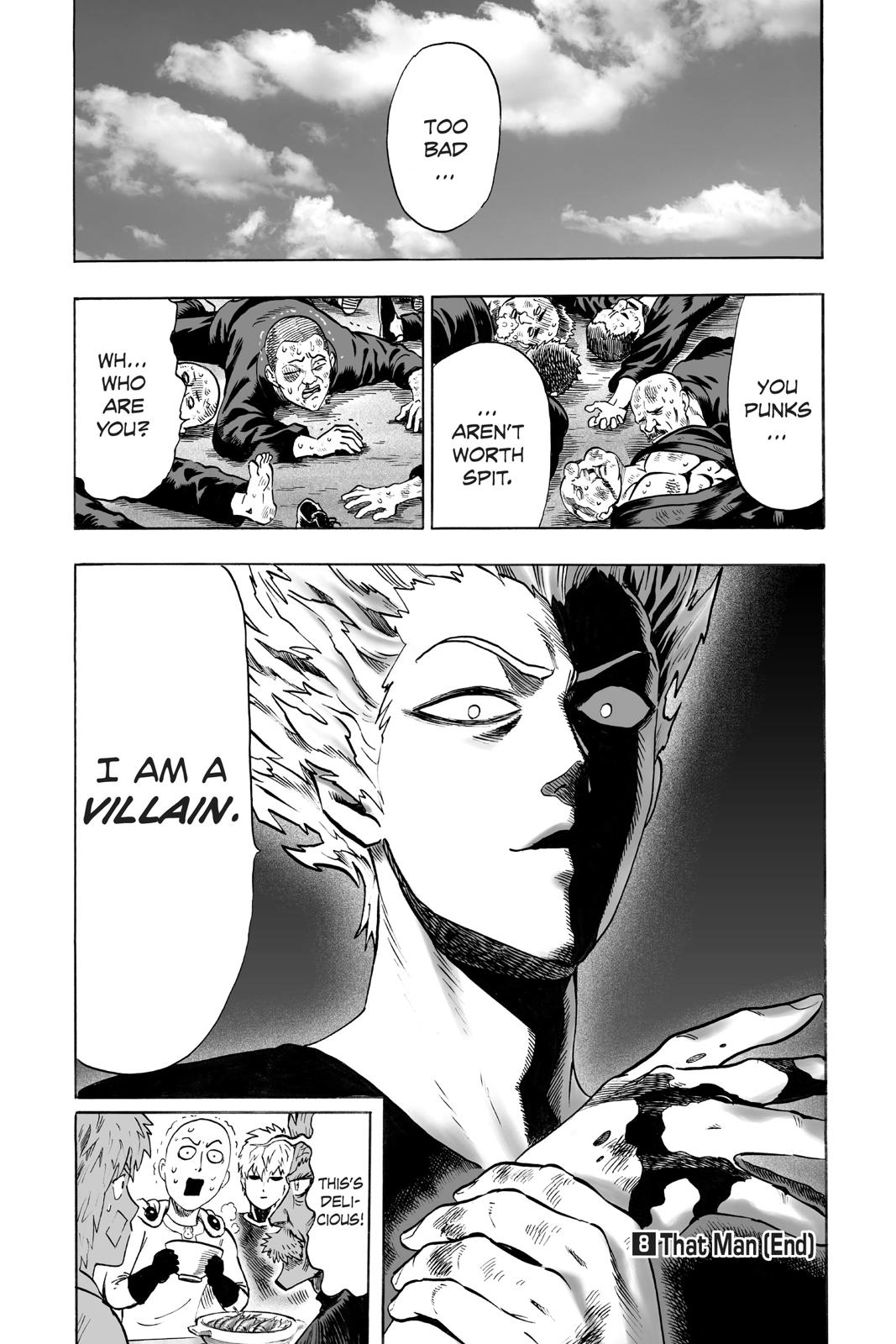 One-Punch Man, Chapter 40.6 image 021