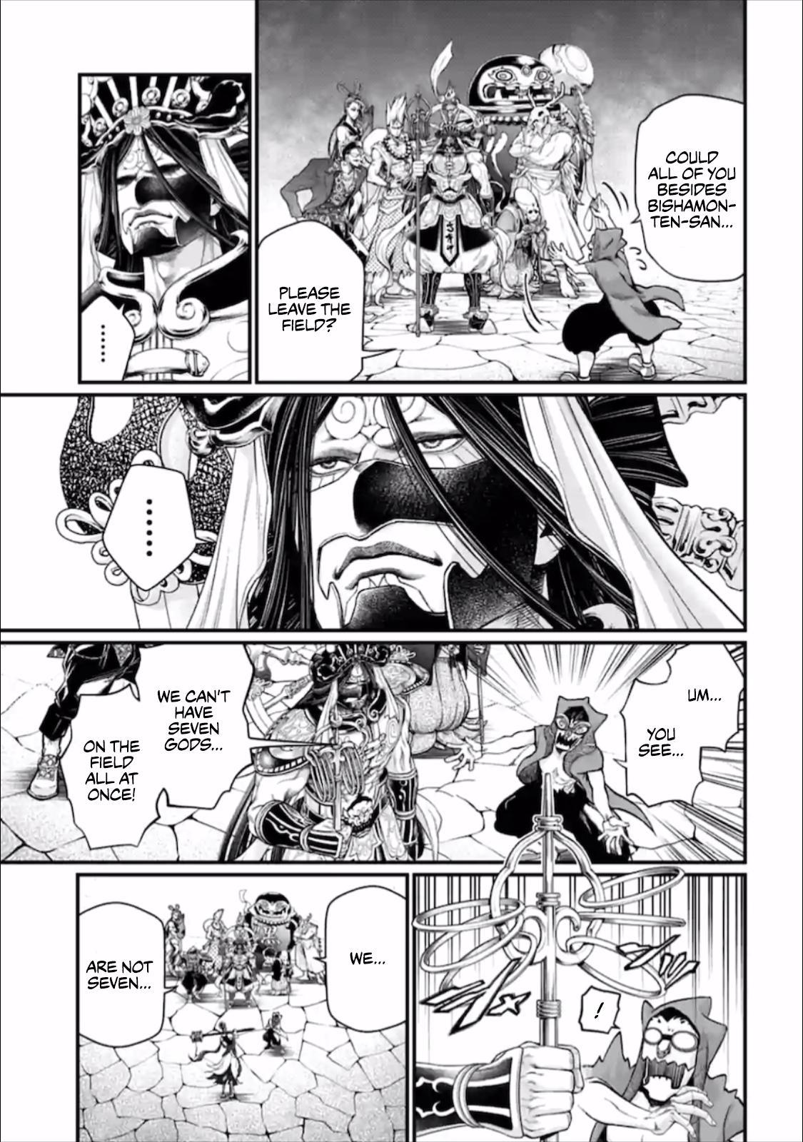 Shuumatsu no Valkyrie, Chapter 44 image 032