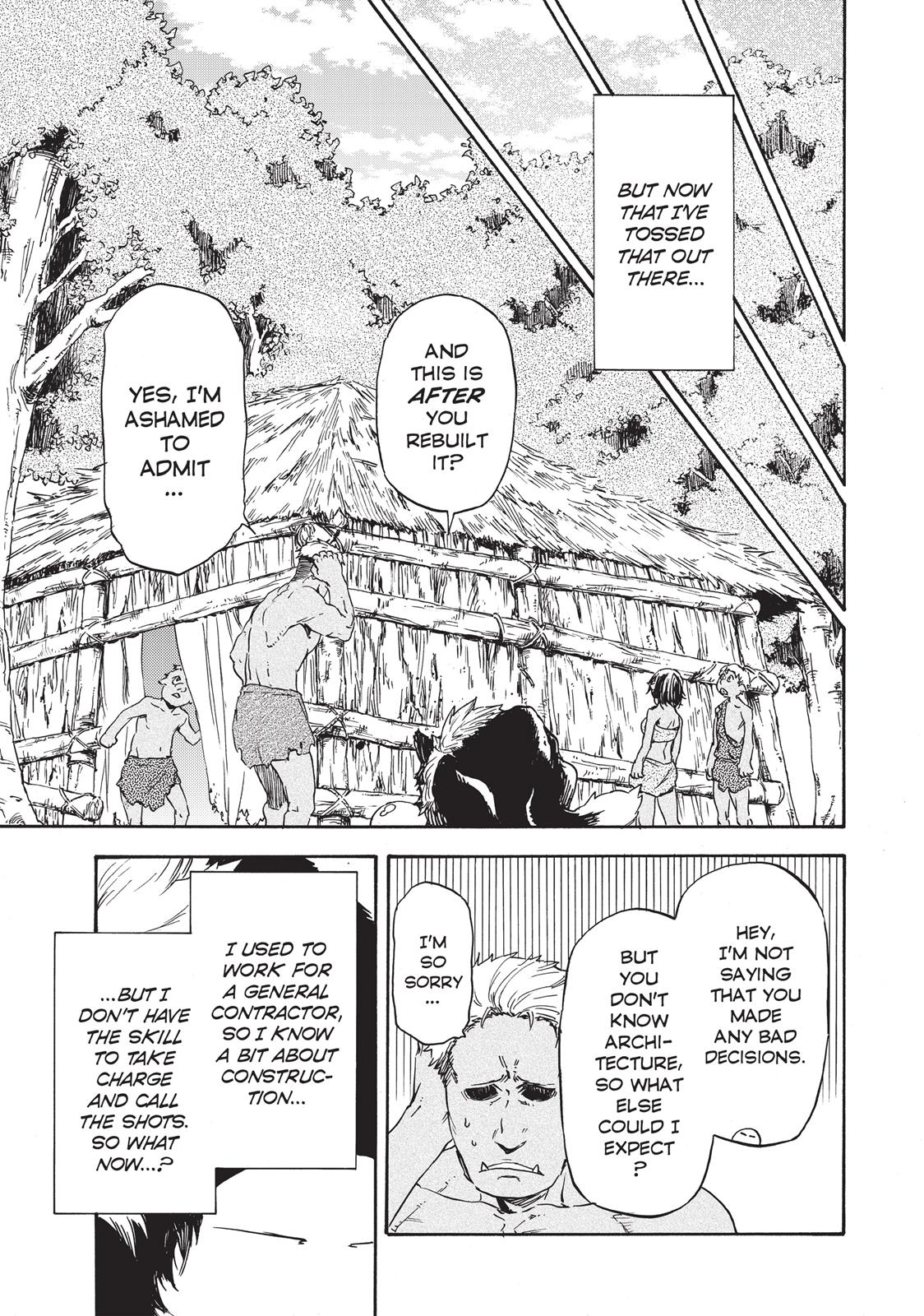 Tensei shitara Slime Datta Ken, Chapter 4 image 013