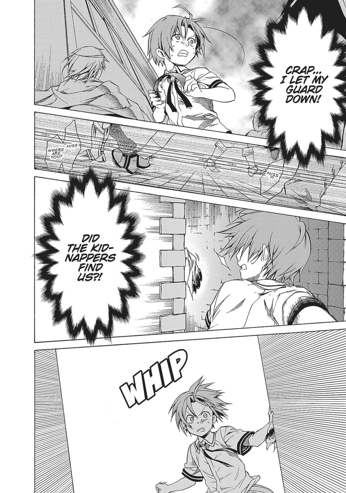 Mushoku Tensei, Chapter 8 image 002