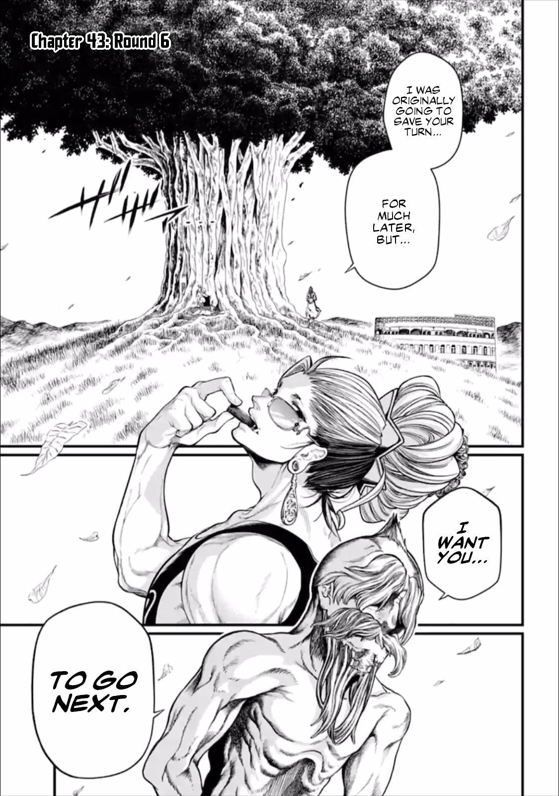 Shuumatsu no Valkyrie, Chapter 43 image 002