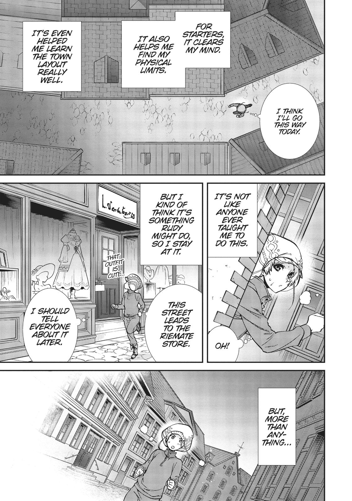 Mushoku Tensei, Chapter 57 image 007