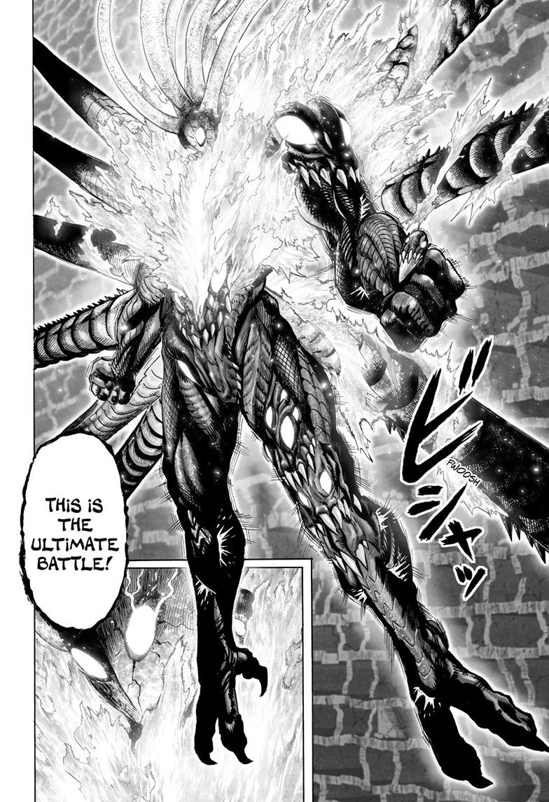 One-Punch Man, Chapter 106 image 014