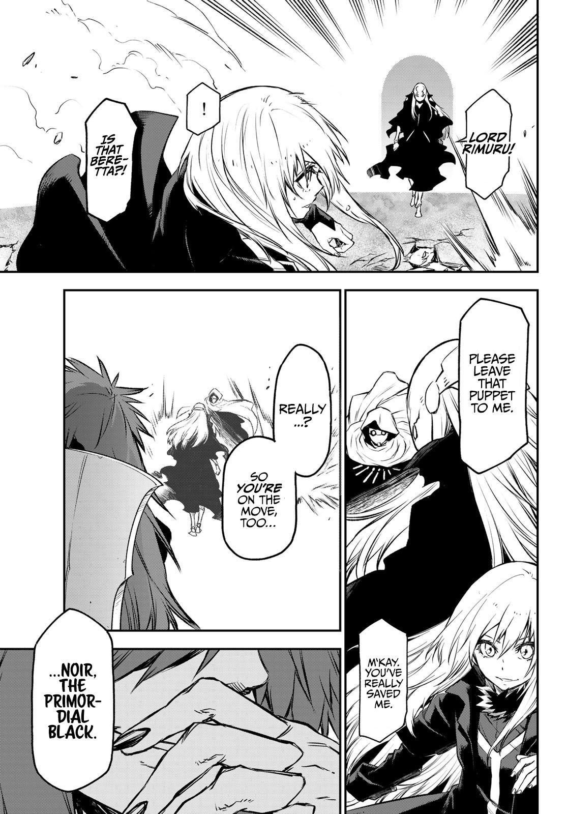 Tensei shitara Slime Datta Ken, Chapter 82 image 039