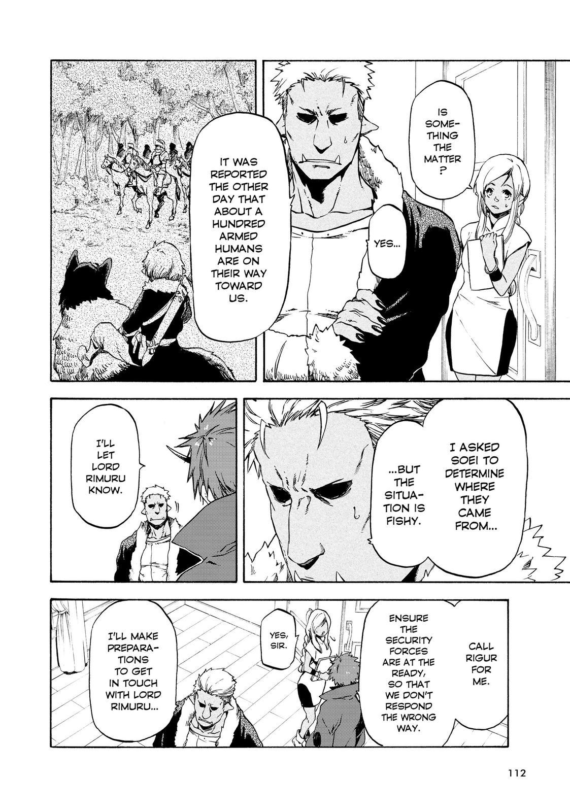 Tensei shitara Slime Datta Ken, Chapter 57 image 002