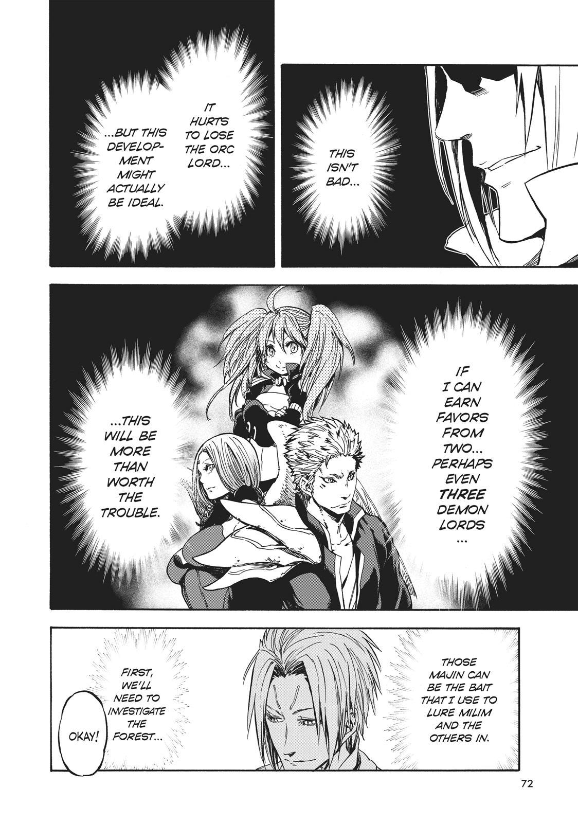 Tensei shitara Slime Datta Ken, Chapter 29 image 012