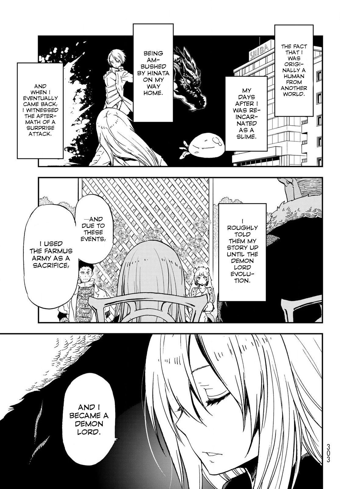 Tensei shitara Slime Datta Ken, Chapter 74 image 035