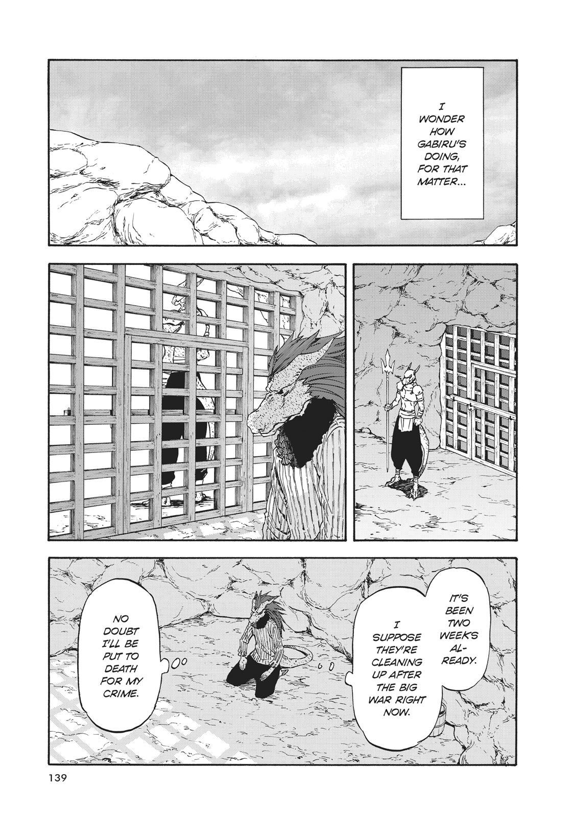 Tensei shitara Slime Datta Ken, Chapter 27 image 011