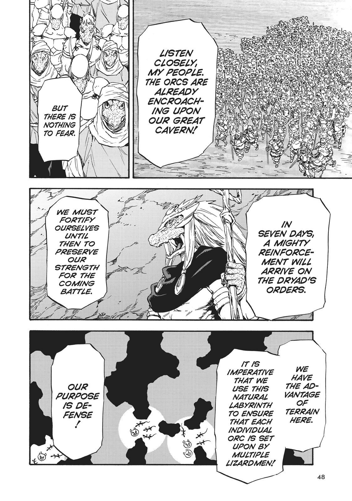 Tensei shitara Slime Datta Ken, Chapter 19 image 014