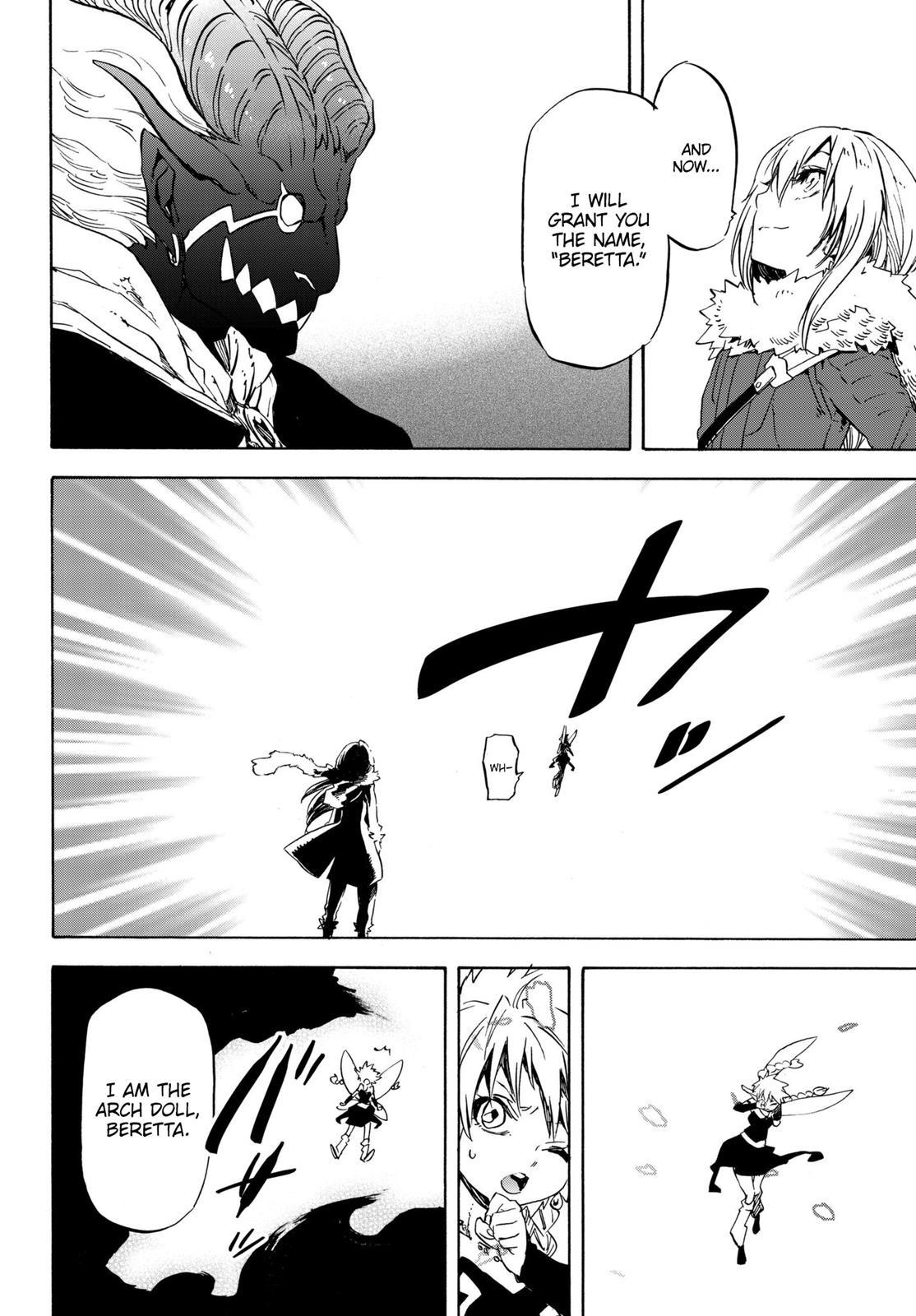Tensei shitara Slime Datta Ken, Chapter 52 image 040