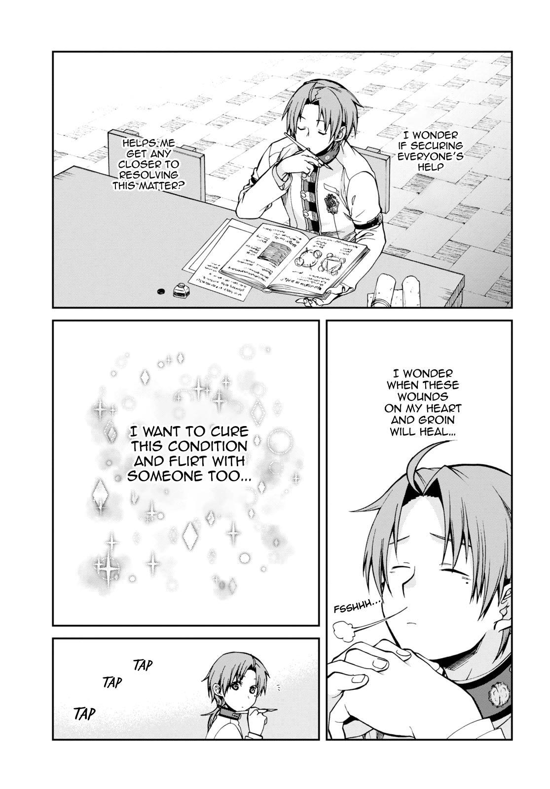Mushoku Tensei, Chapter 64 image 014