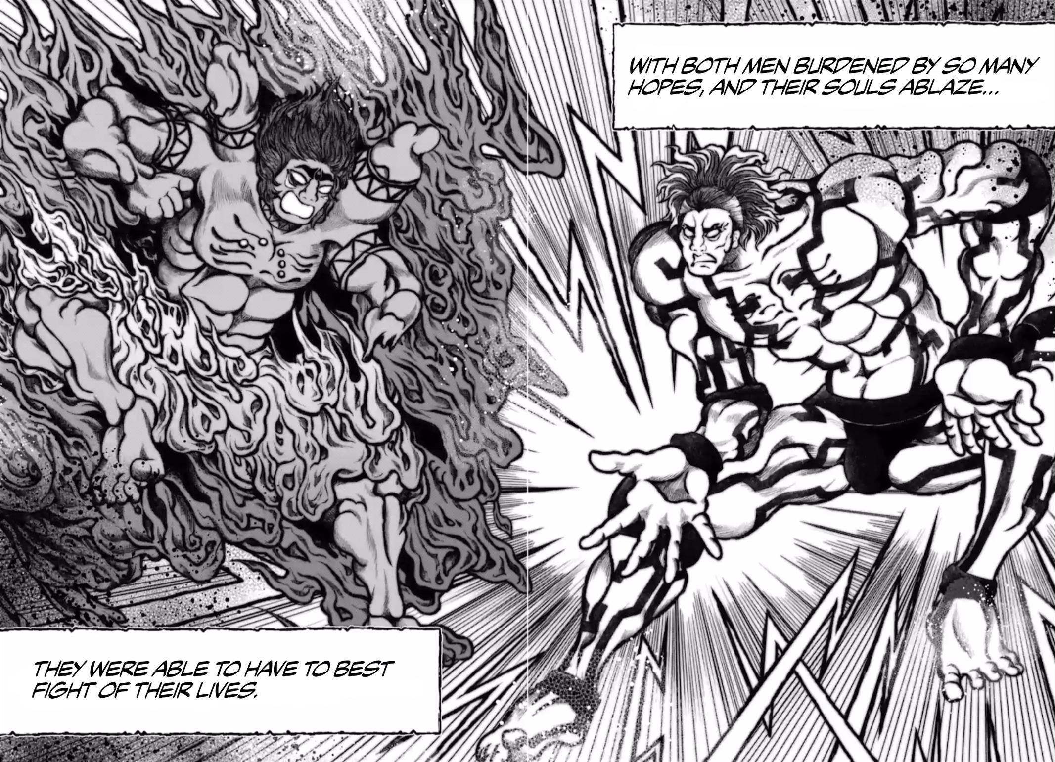 Shuumatsu no Valkyrie, Chapter 41 image 025
