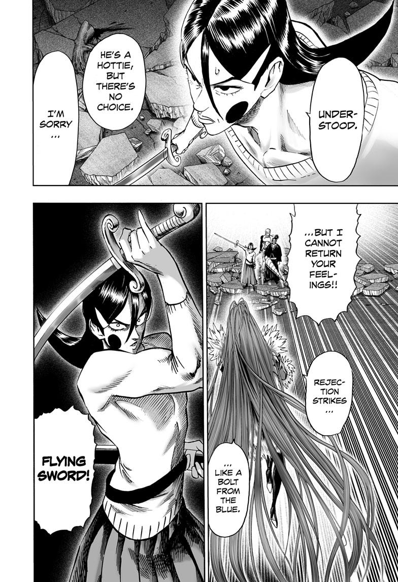One-Punch Man, Chapter 102 image 008
