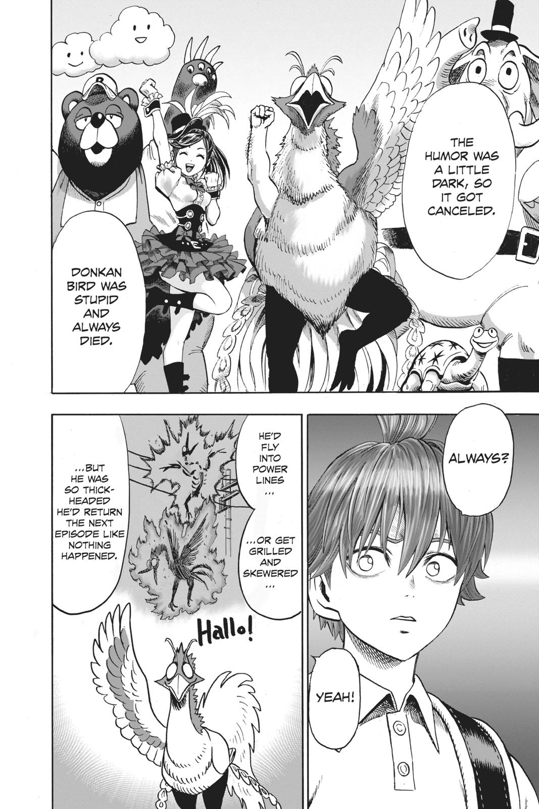 One-Punch Man, Chapter 101 image 015