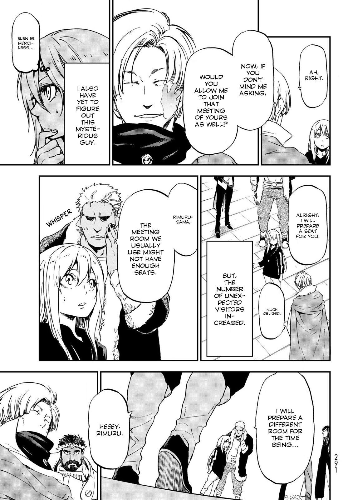Tensei shitara Slime Datta Ken, Chapter 74 image 023