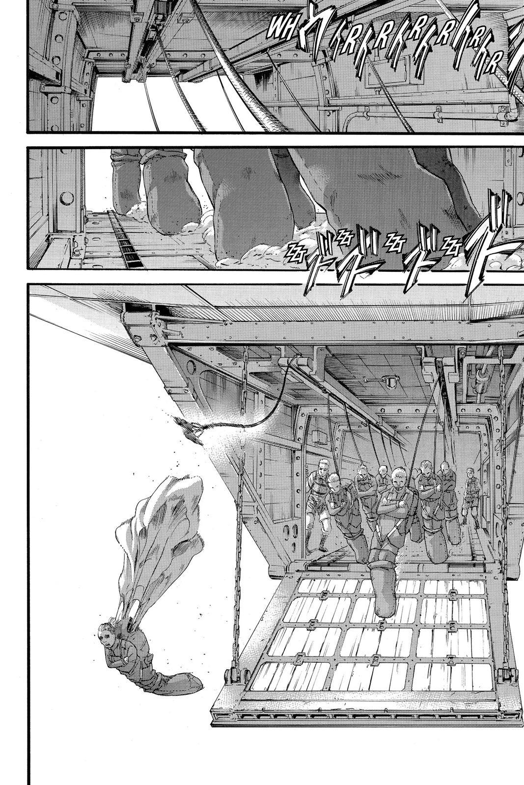 Attack On Titan, Episode 92 image 015