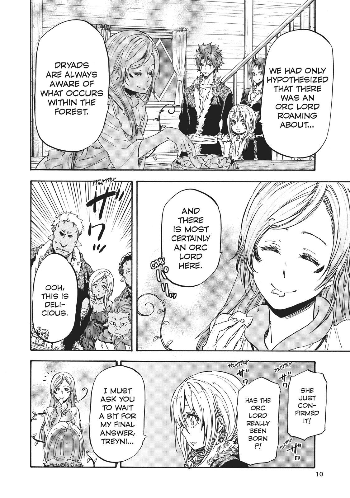 Tensei shitara Slime Datta Ken, Chapter 18 image 010