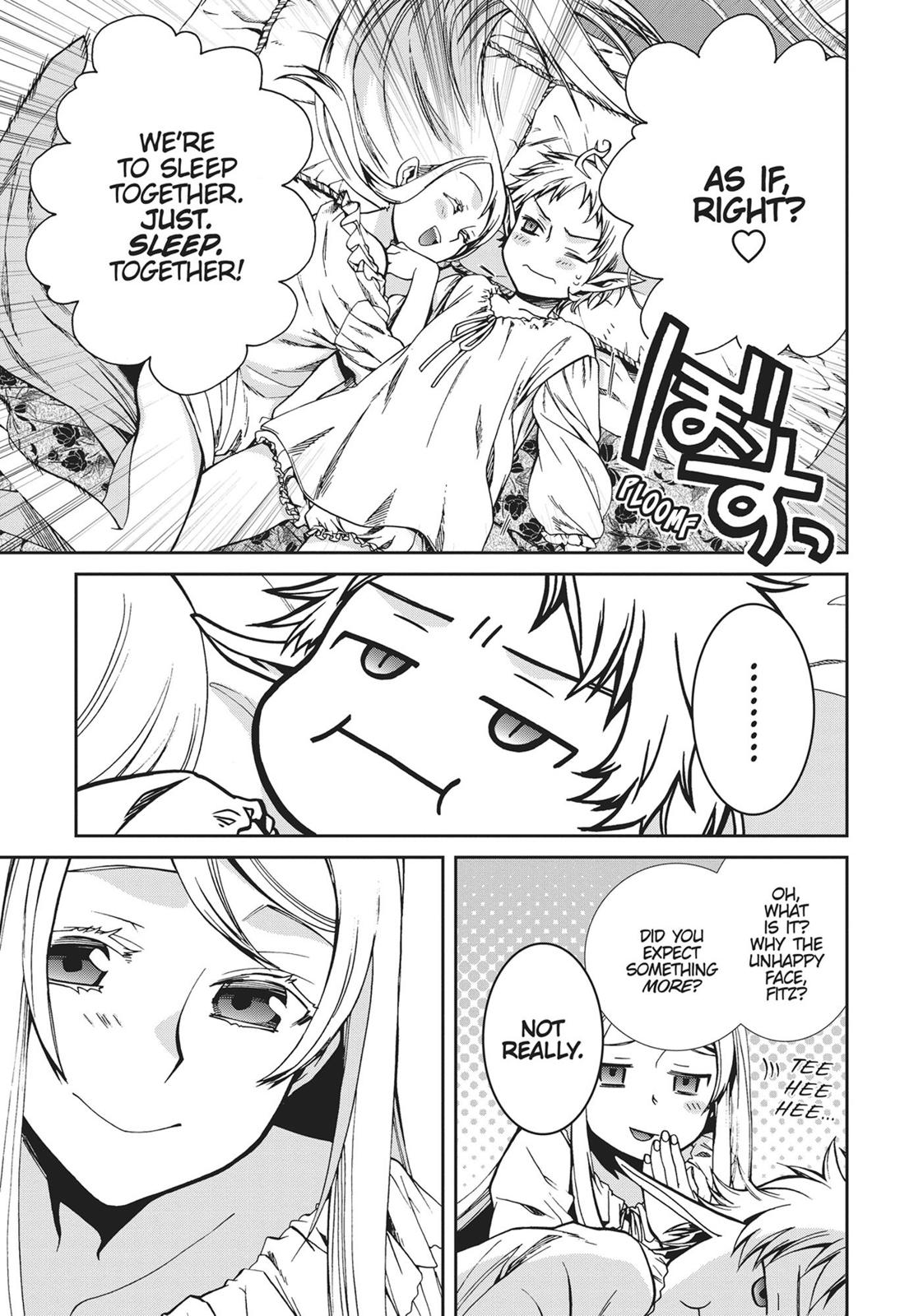 Mushoku Tensei, Chapter 40 image 007