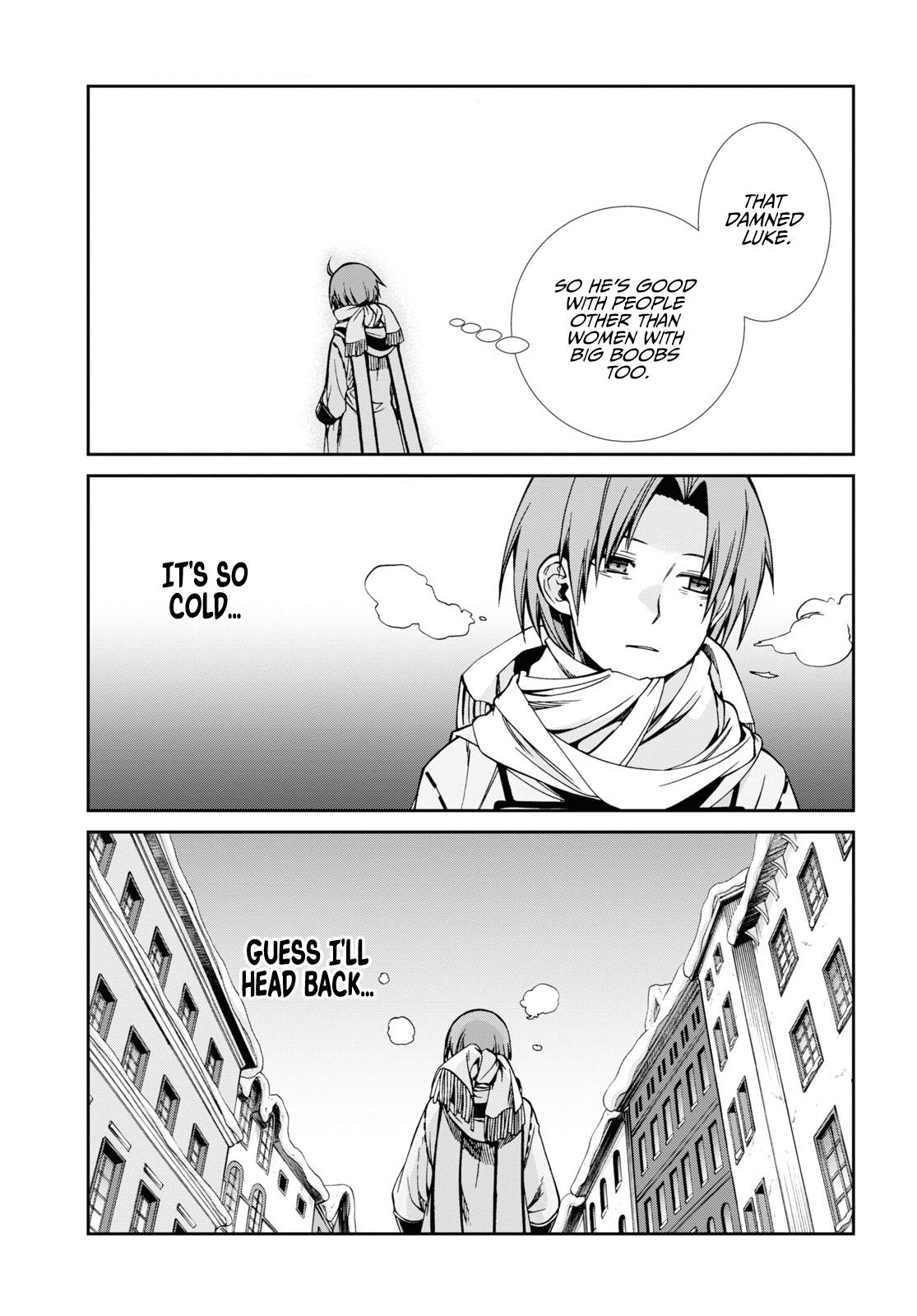 Mushoku Tensei, Chapter 71 image 020