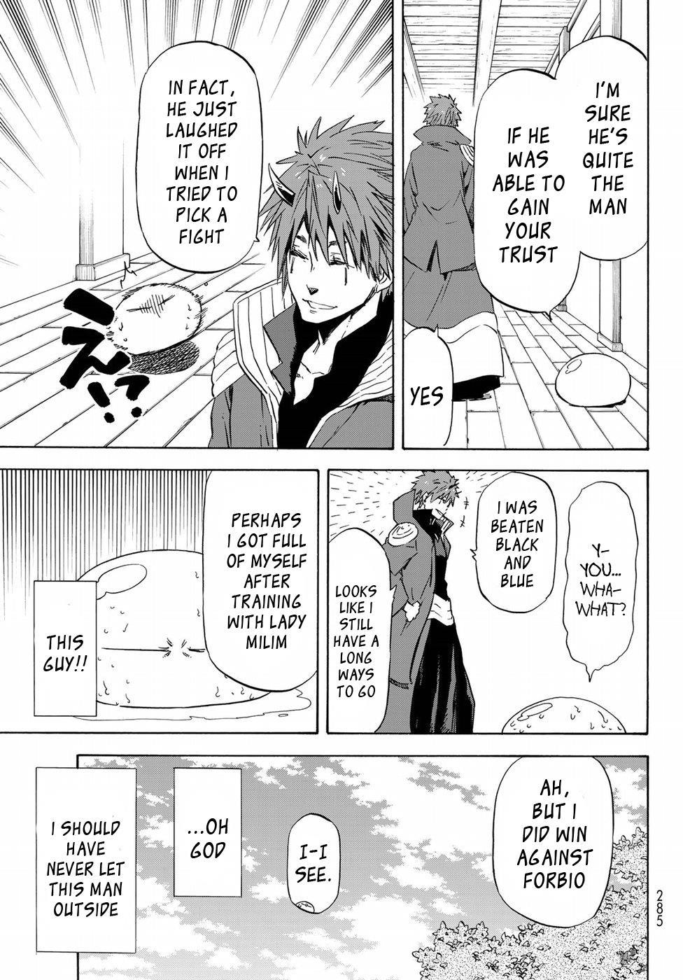 Tensei shitara Slime Datta Ken, Chapter 41 image 010