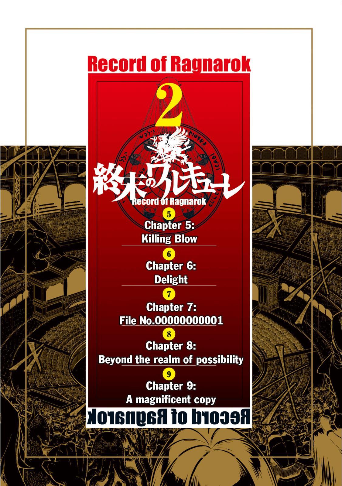 Shuumatsu no Valkyrie, Chapter 5 image 004
